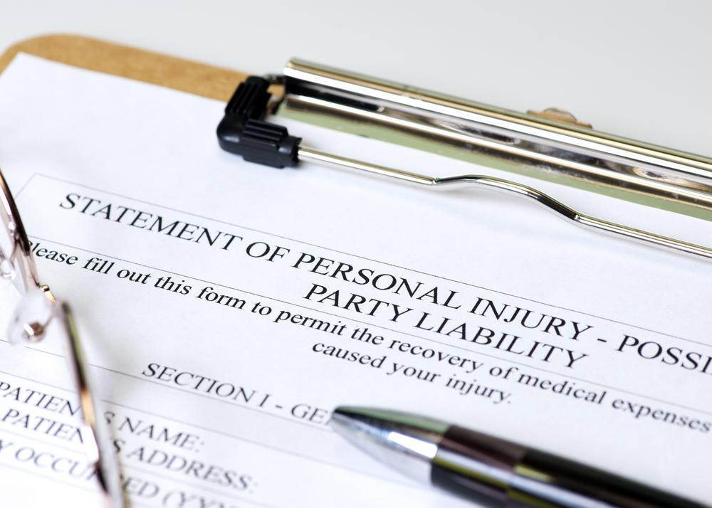 What is the Process of Hiring a Personal Injury Attorney? Injury Statement Liability